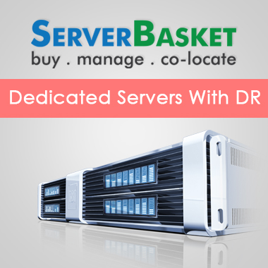 Dedicated Servers With DR
