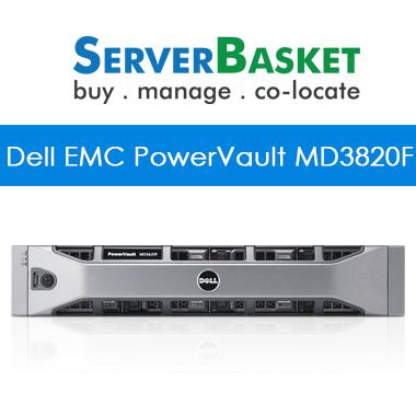Dell EMC PowerVault MD3820F