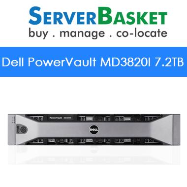 Dell EMC PowerVault MD3820I