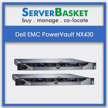 Buy Dell EMC PowerVault NX430 In India, Affordable MikroTik Radius Server ISP In India