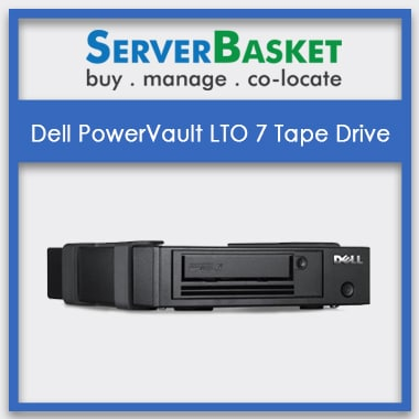 Buy Dell PowerVault LTO 7 In India , Get Dell PowerVault LTO 7 In India at Affordable Price