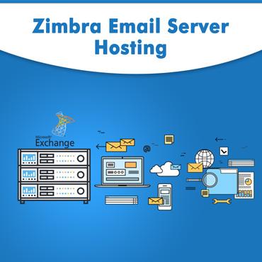 Zimbra Mail Server hosting