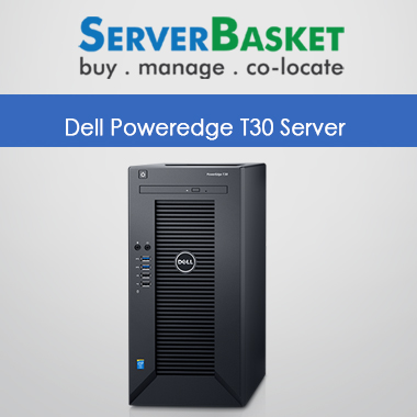 Buy Dell Poweredge T30 Tower Server Online India Dell