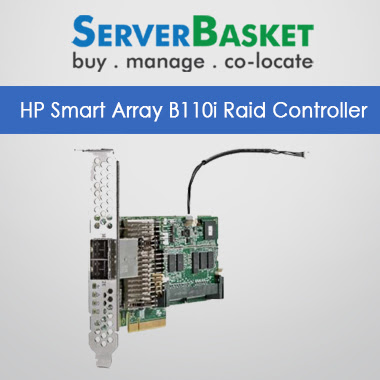 Buy HP Smart Array B110i Raid Controller At Low Prices ...