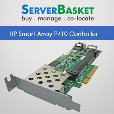 HP Smart Array P410 controller