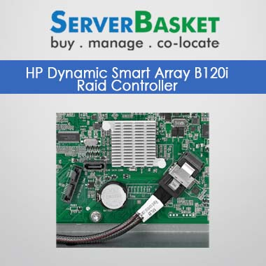 DRIVER: HP DYNAMIC SMART ARRAY B120I CONTROLLER