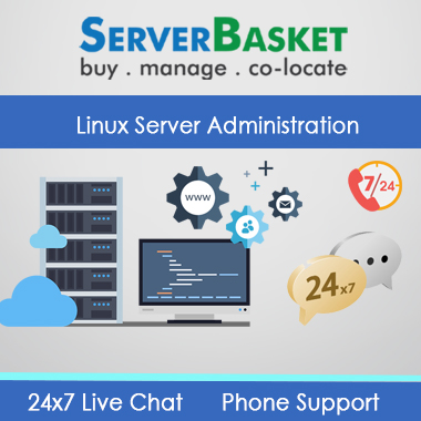 Linux Server Admin, Linux Server Management Solutions, Linux Admin Services, Linux Management Services