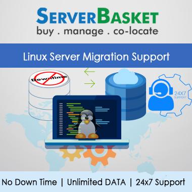 Linux server migration support, Linux Server Management, Linux Server Services, Linux Server Support , Linux Migration Support India