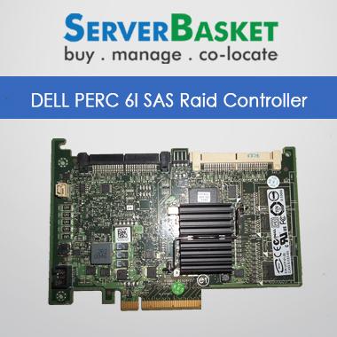 DELL PERC 6i Raid Controller, Dell PowerEdge PERC 6i Raid Card