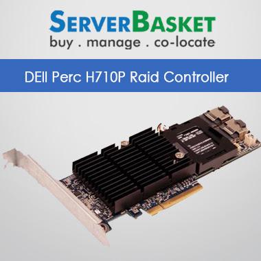 Dell Perc H710P Raid Controller