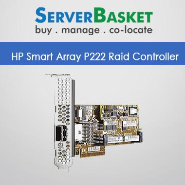 HP Smart Array P222 Raid Controller