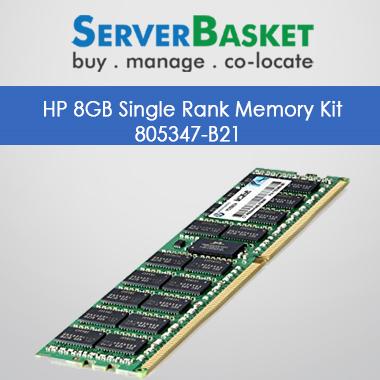 HP 8GB Single Rank x8 DDR4-2400