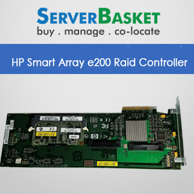 HP Smart Array E200 Raid Controller