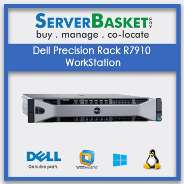 Buy Dell Precision Rack R7910 WorkStation In India