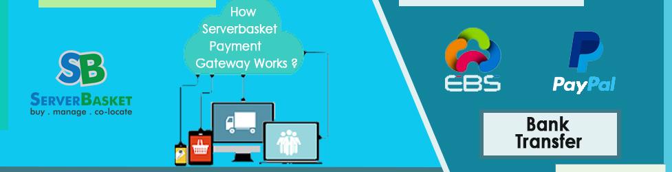 how serverbasket payment gateway works