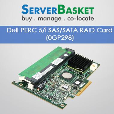Dell PERC 5i SAS/SATA PCI-E RAID Controller