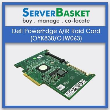 Dell PowerEdge 6/iR SAS/SATA PCI-E Raid Card