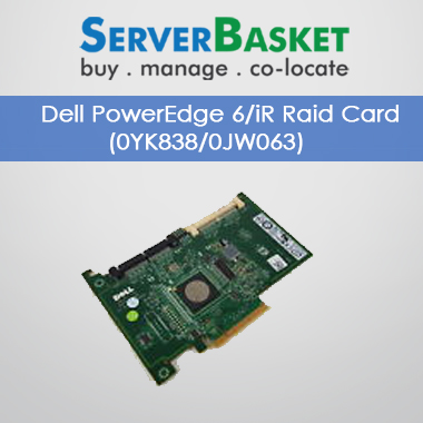 Dell PowerEdge 6/iR SAS/SATA PCI-E Raid Card