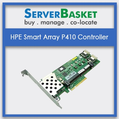 HPE Smart Array P410 Controller