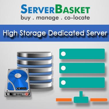 best High storage dedicated servers,High storage dedicated servers in India,buy High storage dedicated server online