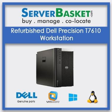 Buy Refurbished Dell Precision T7610 Workstation In India