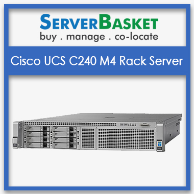 Cisco UCS C240 M4 2U Rack Server, Buy Cisco UCS C240 M4 2U Rack Server online India