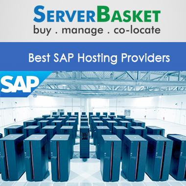 Best SAP Hosting Providers