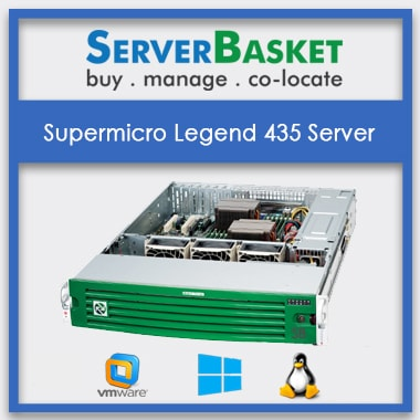 Supermicro Legend 435 Server | SuperMicro Server Online