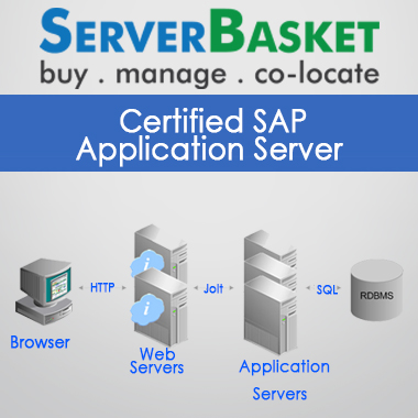certified SAP application server