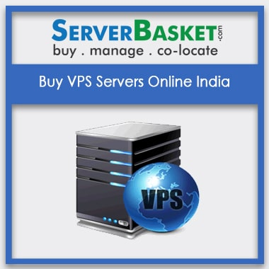 Buy VPS Servers Online India, Buy VPS Server from Server Basket