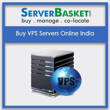 Buy VPS Servers Online India, Buy VPS Server from Server Basket