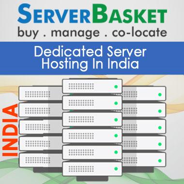 Dedicated Server hosting in India