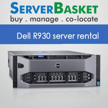 Dell PowerEdge R930 server