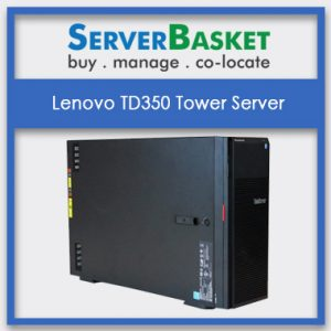Lenovo TD350 Tower Server