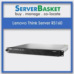 Lenovo Think Server RS160