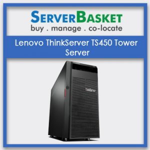 Lenovo ThinkServer TS450 Tower Server