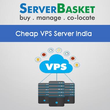 Cheap VPS Server hosting India