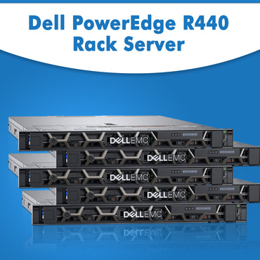 Buy Dell PowerEdge R440 Server in India at Cheap Deal Price from Server Basket Online