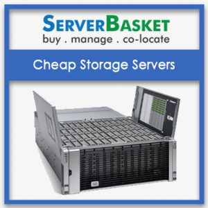 Cheap Storage Servers