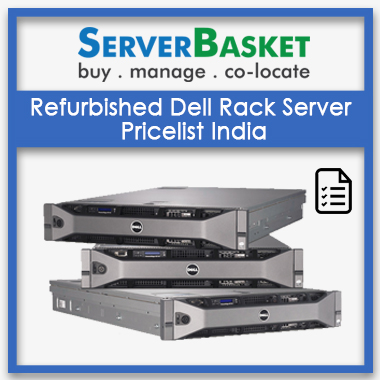 Dell Used Refurbished Rack Server, Refurbished Dell Rack Server, used Dell Rack Server, second hand Dell Rack Server