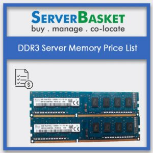 DDR3 Server Memory, DDR3 Server Memory in India, DDR3 Server Memory at low price