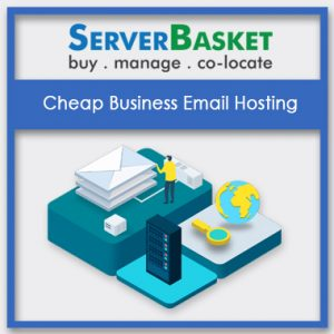 Cheap Business Email Hosting