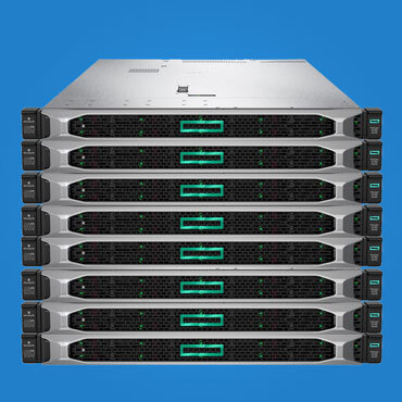 HPE ProLiant DL360 Gen10 Servers