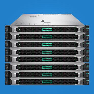HPE ProLiant DL360 Gen10 Servers