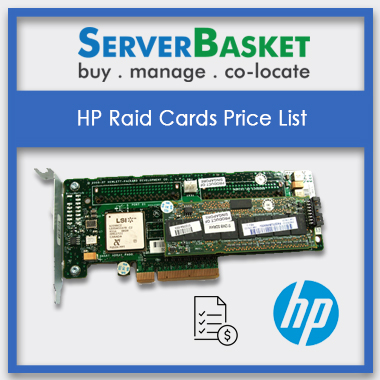 HP Raid Cards, HP Raid Cards at low price, HP Raid Cards in India