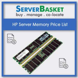 HP Server Memory, HP Server Memory at low price, HP Server Memory in India