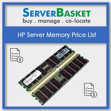 HP Server Memory, HP Server Memory at low price, HP Server Memory in India