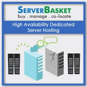 High Availability Dedicated Server Hosting, High Availability Dedicated Server Hosting in India, High Availability Dedicated Server Hosting services