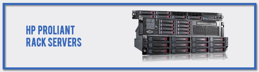 HP Rack Servers