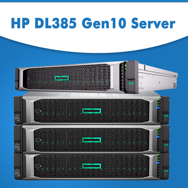HPE ProLiant DL385 Gen10 Servers, HPE ProLiant DL385 Gen10 Servers in India, HPE ProLiant DL385 Gen10 Servers at lowest price